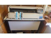 Roland vinyl cutter pnc 1000