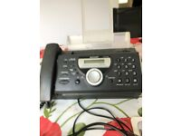 SHARP Fax UX-460 Facsimile Machine Copier Phone digital Answering System