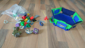 BEYBLADES, Stadium, and Launchers! Many Kinds Available!