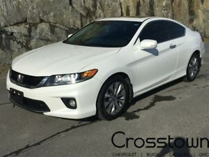 2013 Honda Accord EX-L-NAVI (CVT)/ Navigation/ Sunroof/