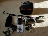 Canon 600d dslr for sale