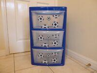 Childs Storage Drawers, super condition!