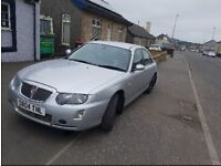 Rover 75 2L diesel 2004 plate motd march 2018