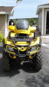 2008 Can-am Outlander Max great shape