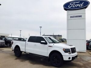 2014 Ford F-150 FX4 Sport, 6.2L, Loaded, Level Lifted, MINT!