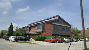 Great office space in prime location beside future LTR