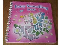 Shirley Barber's Fairy Stencilling Book