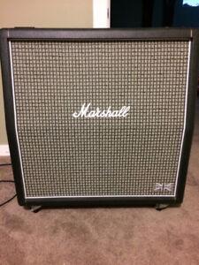 Marshall 1960AX Slant Cabinet