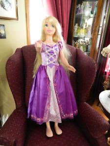 RAPUNZEL DOLL FROM TANGLED