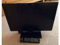 Panasonic Viera 19inch tv model no. TX-L19X5B