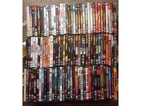 Bundle of 105 DVD's