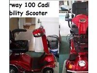 Starway Cadi 100 Motobility Scooter