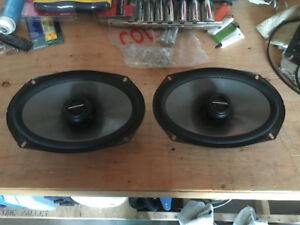 Alpine Type R 6x9 Speakers