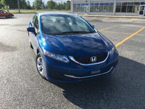 2014 Honda Civic LX Berline transfert incitatif offert