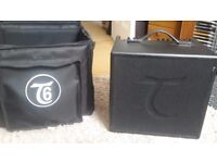 Tanglewood (T6) 90W 2 channel portable amplifier- MINT CONDITION