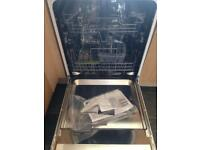 Smeg dishwasher brand new condition