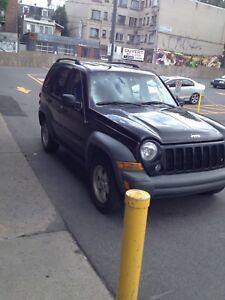 Jeep Liberty Sport 2006 3.7L 4x4