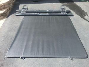 2015 Ford F-150 steps and tunnel cover