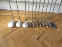 Ladies Full Set of Donnay Evolution2 Graphite Golf Clubs used only once