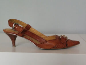 Franco Sarto, Bandolino and Nine West Click link to see all.