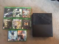 Xbox One 500gb Console & Amazing Games