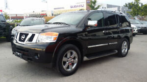 2010 Nissan Armada SUV, Leather, sunroof, Nav, Back up camera