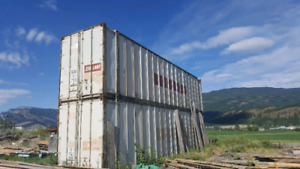 45 Foot shipping containers