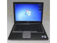 Dell Latitude 14 inch laptop Windows 7