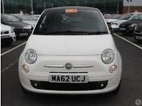 Fiat 500 1.2 Street 3dr Glass Roof