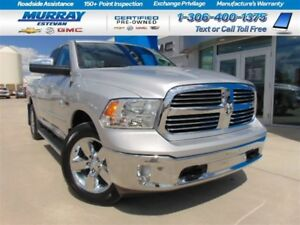 2014 Ram 1500 SLT Diesel *Big horn pkg! *Full pr group *Clean lo