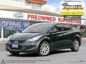 2013 Hyundai Elantra GLS***AUTOMATIC***