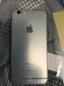 Unlocked IPhone with cases and accessories
