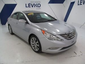 2013 Hyundai Sonata LIMITED TURBO