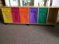 Childs storage unit