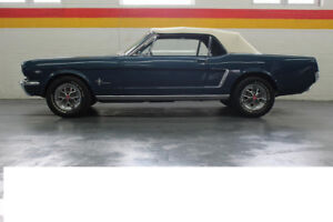 1965 Ford Convertible Mustang