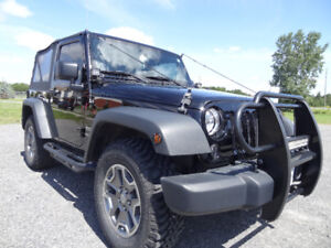 2014 Jeep Wrangler Sport S (With Extras and Warranty!)