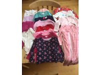 Bundle of girls clothes - 6mths to 18mths