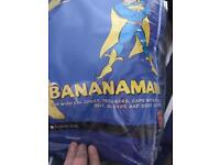 Bananaman costume (Large)