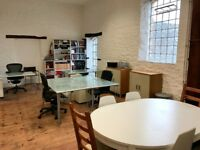 Beautiful office or desk space to rent in Burford
