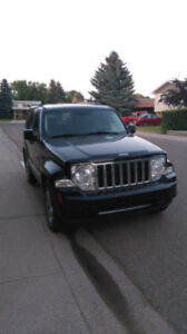 2009 Jeep Liberty Limited LOW KMs