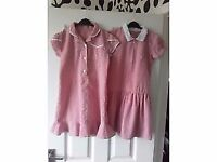 Excellent condition, Age 7-8 summer dresses. £3 each or both £5. One dress has zip,other has buttons