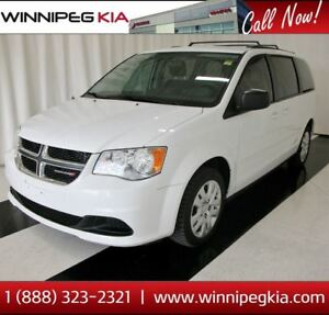 2014 Dodge Grand Caravan SE *Accident Free!*