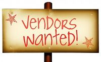 40 Vendors Wanted For Our Christmas Market
