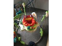 Baby bouncer excellent condition £30