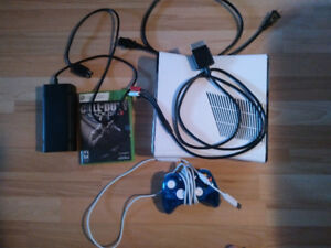 Xbox and game 80$