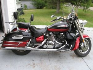 2005 Yamaha Royal Star Tour Deluxe - not running