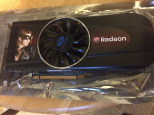 Radeon sapphire 5830 HD 1GB graphics card