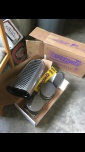 Speedway motors dual carb air cleaner
