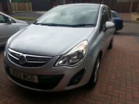 Vauxhall Corsa 1.2 Low Mileage Nice and Clean Car