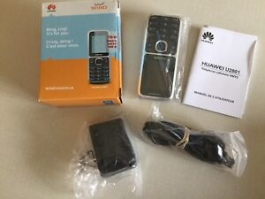 Cell phone  from windmobile